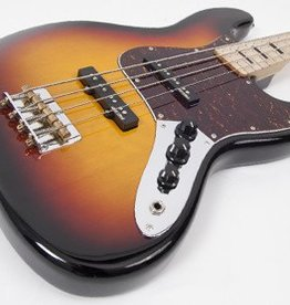 Vintage Vintage VJ74 Sunset Sunburst Bass Guitar