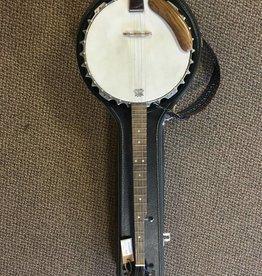 Dixon (used) Dixon 5 String Banjo w/ Chipboard Case and Strap