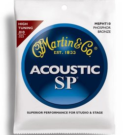 Martin Martin Acoustic SP Guitar Strings - High Tuning