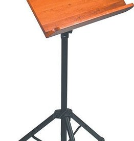 Quik Lok Quik Lok Orchestra Music Stand - Cherry Wood