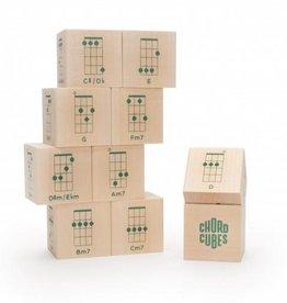 Uncle Goose Uncle Goose Chord Cubes - Ukulele