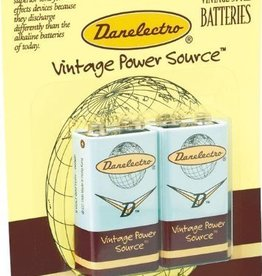 Danelectro Danelectro 9V Battery - 2 Pack