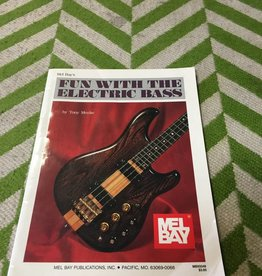 Mel Bay (used) Fun With The Electric Bass