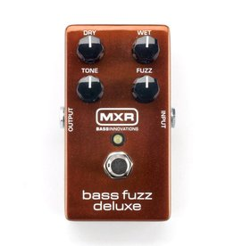 MXR MXR Bass Fuzz Deluxe