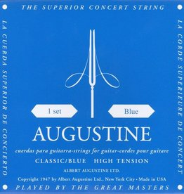 Augustine Augustine Classic/Blue High Tension Classical Guitar Strings