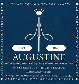 Augustine Augustine Imperial/Blue High Tension Classical Guitar Strings