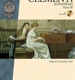 G. Schirmer Clementi – Sonatinas, Opus 36