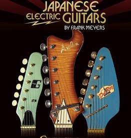 Centerstream Publications History of Japanese Electric Guitars by Frank Meyers