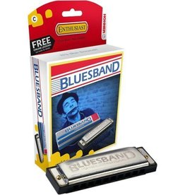 Hohner Hohner Blues Band Harmonica - key of A