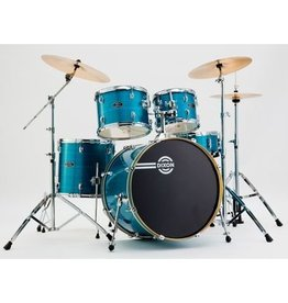 Dixon Dixon Spark Series Drum Set - Cyclone Blue