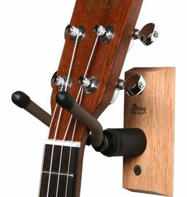 String Swing String Swing CC01UK Hardwood Home & Studio Ukulele / Mandolin Hanger