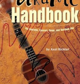 Mel Bay Ukulele Handbook by Axel Richter