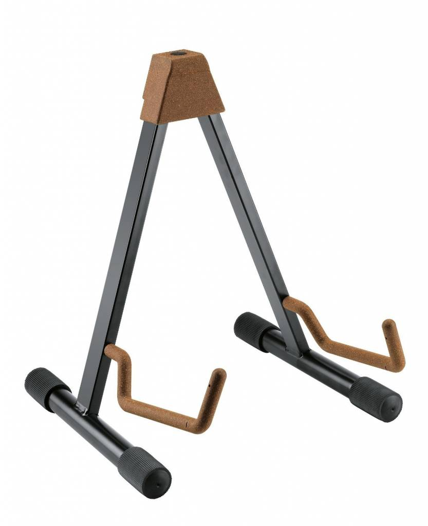 K&M K&M Acoustic Guitar Stand - Cork