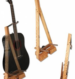String Swing String Swing Guitar Hardwood Floor Stand
