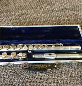 Armstrong (used) W.T. Armstrong Flute 1960s, Silver