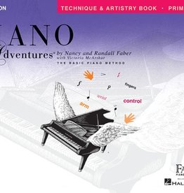 Faber Piano Adventures Primer Level - Technique & Artistry Book (Faber Piano Adventures)