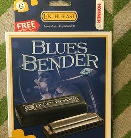 Hohner Hohner Blues Bender Harmonica - G