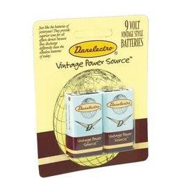 Danelectro Danelectro 9 Volt Batteries - 2 Pack
