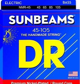 DR Strings DR Sunbeams Nickel-Plated Bass Strings - Medium