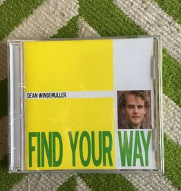 Find Your Way - Dean Windemuller (CD)