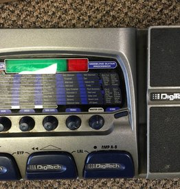 DigiTech (used) DigiTech Multi Effects Pedal - RP300A