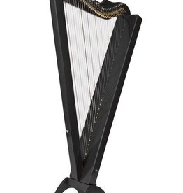 Rees Harps Grand Harpsicle Harp (Acoustic/Electric)