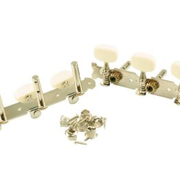 WD WD Steel String Tuners - 3 on a Plate