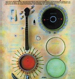 Hal Leonard Complete Banjo Repair by Larry Sandberg