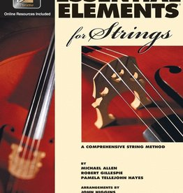 Hal Leonard Essential Elements for Strings - Book 1 with EEi Double Bass