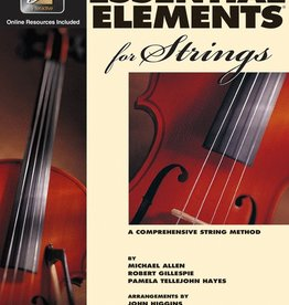 Hal Leonard Essential Elements for Strings - Book 1 with EEi Violin