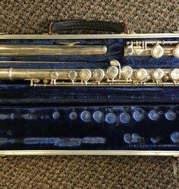 (used) E.L. DeFord Flute w/ hardshell case