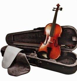 Sebastian Sebastian Violin Outfit w/Knilling Shop Adjustment - 1/4