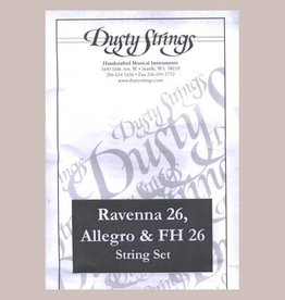 Dusty Strings Dusty Strings Nylon String Set for FH26, Allegro 26 or Ravenna 26 Harp