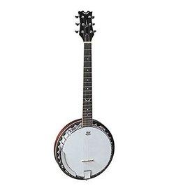 Dean Dean Backwoods 6 Banjo