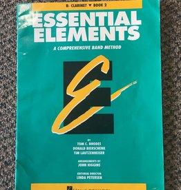 Hal Leonard (used) Essential Elements - Book 2 (Original Series) Bb Clarinet