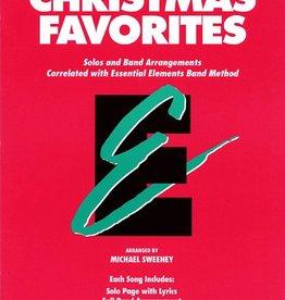 Hal Leonard Essential Elements Christmas Favorites Bb Clarinet
