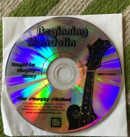Mel Bay (used) Beginning Mandolin DVD