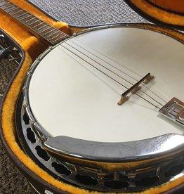 Ventura (used) Ventura Professional Tenor Banjo w/ Hardshell Case + Extra Strings