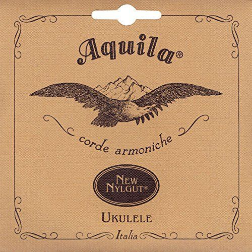 Aquila Aquila 10U Nylgut Tenor Ukulele Strings - High G