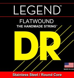 DR Strings DR Hi-Beam Flatwound 5-String Bass Strings