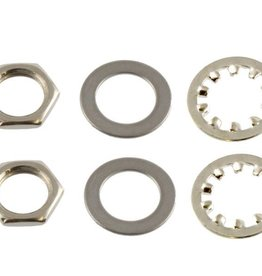 Allparts Allparts EP-4970-000 Nuts and Washers for USA Pots and Jacks