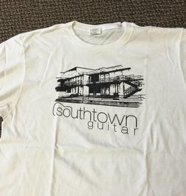 Citizen Shirt Southtown Guitar Lorraine Hotel T-Shirt