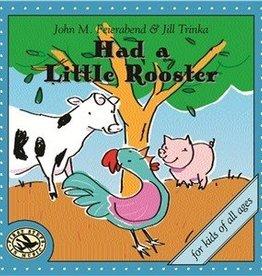 GIA Had a Little Rooster - Jon Feierabend & Jill Trinka (CD)