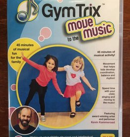 GymTrix Move to the Music - Kevin Kammeraad (DVD)