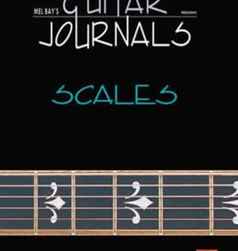 Mel Bay Guitar Journals - Scales