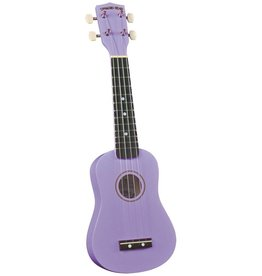 Diamond Head Diamond Head Rainbow Soprano Ukulele w/ Bag