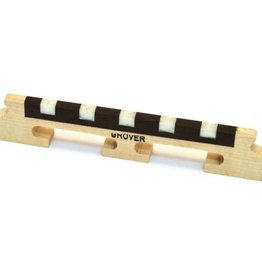 "Grover Grover 5 String Banjo Bridge - 1/2"" High w/ Insert"