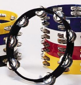Rhythm Tech Rhythm Tech True Colors Tambourine - 10""