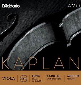 Daddario D'Addario Kaplan Amo Viola String Set - Long Scale, Medium Tension
