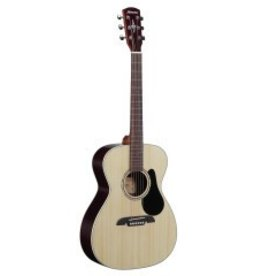 Alvarez Alvarez RF27 Regent 27 Series Folk, Natural Finish w/ Deluxe Gig Bag